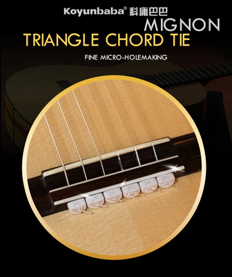 Triangle Chord Tie
